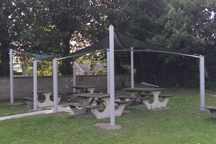 KwikShade Canopies