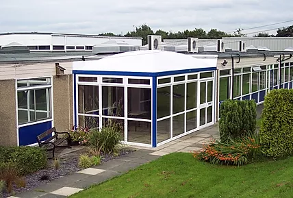 Education Canopies and Enclosures